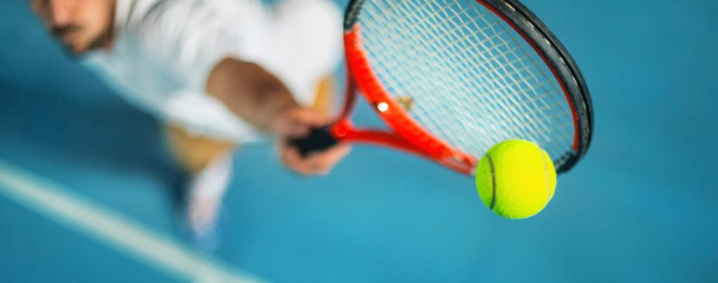 Tennis Wetten - Spielen Sie auf dem populären Sport